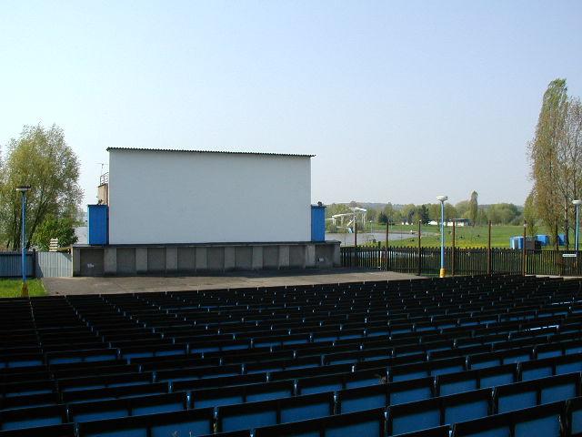 Letní kino Rozkoš